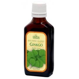 Kvapky Ginkgo 50 ml Grešík