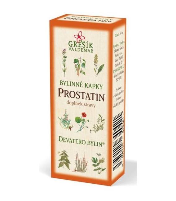 Prostatin kvapky 50ml