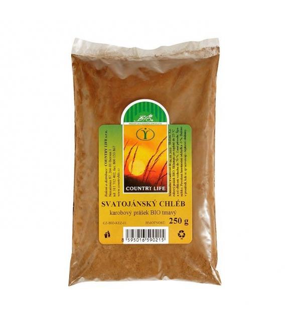 Svätojánsky chlieb tmavý 500 g BIO