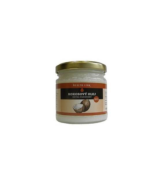 Extra panenský kokosový olej BIO 200ml