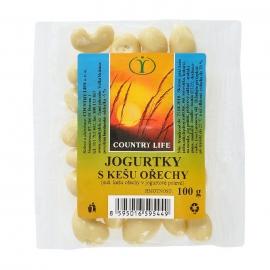 Jogurtky s kešu orechmi 100 g