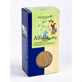 Alfalfa semeno lucerny 120g BIO SONNENTOR