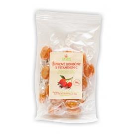 Cukríky šípkové s vitamínom C  100g Gršík