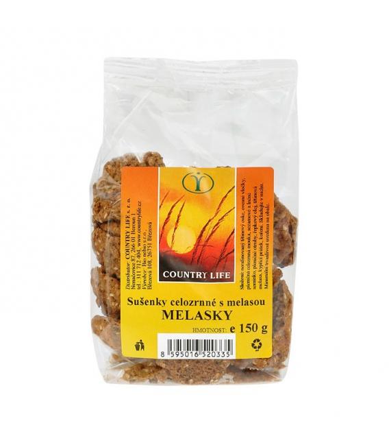 Sušienky Melasky celozrnné s melasou 150g CL