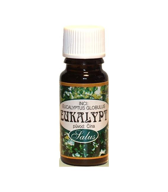 Eukalyptus - esenciálny olej 10ml Saloos