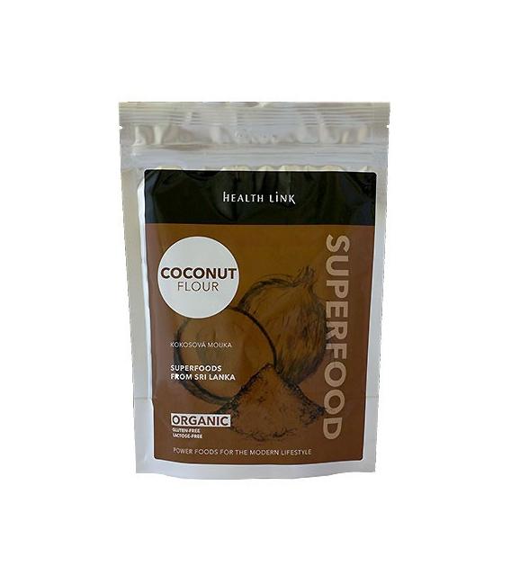 Múka kokosová 250g BIO RAW