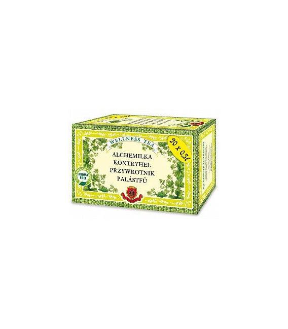 Čaj ALCHEMILKA 60g Herbex