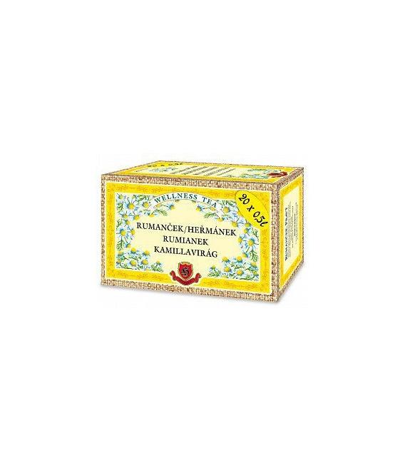 Čaj RUMANČEK 60g Herbex