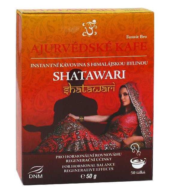 Kafe ajurvédske - Shatavari 50g