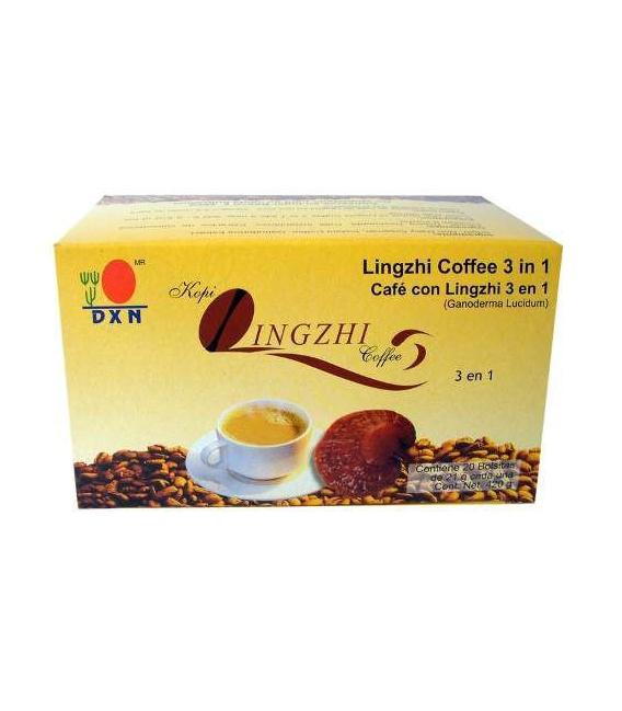 LINGZHI COFFEE 3 v 1 21g