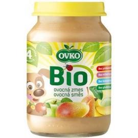 Dojčenská výživa ovocná zmes 190g BIO OVKO