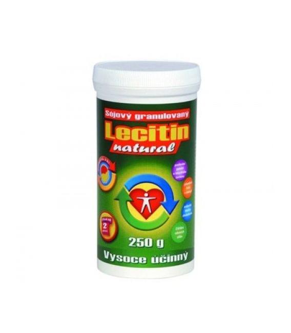 Lecitín sójový natural 250g MOGADOR