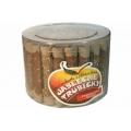 Trubičky jablčné s karamelom 450g dóza