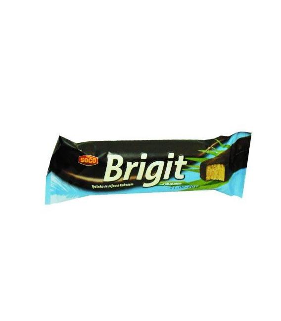 Brigit - tyčinka so sójou a kokosom 50g