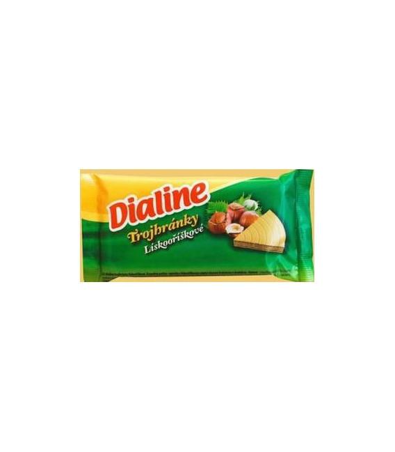 Dialine trojhránky orieškové 50g