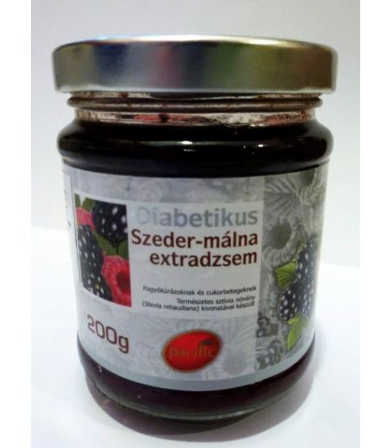 DIA džem černicovomalinový 200g