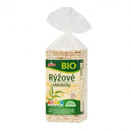 Chlieb ryžový 140g BIO Racio