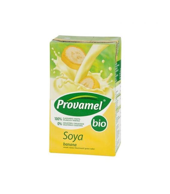 Nápoj banánový sójový 250ml BIO PROVAMEL