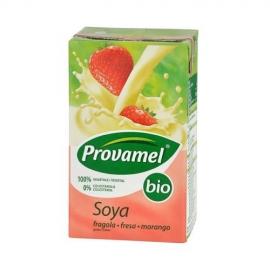 Nápoj jahodový sójový 250ml BIO PROVAMEL