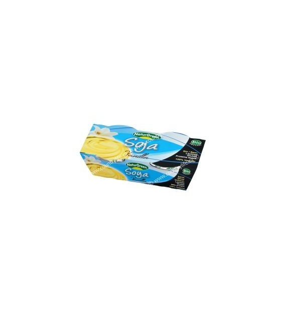 Dezert sójový s vanilkou 2x125g BIO