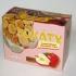 Dukáty sušienky ovsené jablkové 200g NATURAL