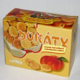 Dukáty sušienky ovsené marhuľové 200g NATURAL