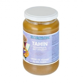 Tahini so soľou 350g BIO HORIZON