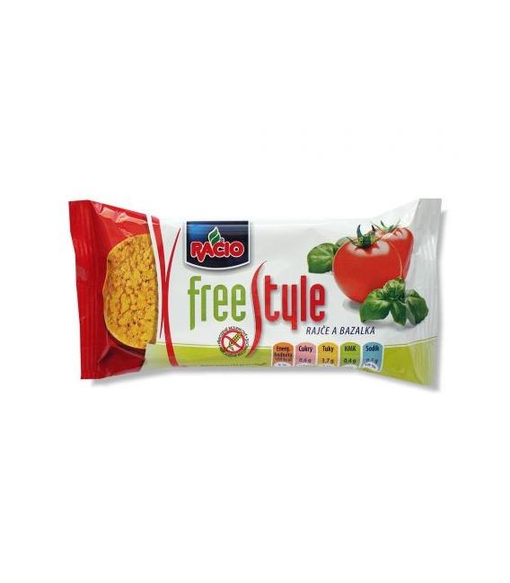 Racio Free style paradajka - bazalka, 25g