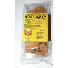 Sušienky GRAHAMKY 150g NATURAL
