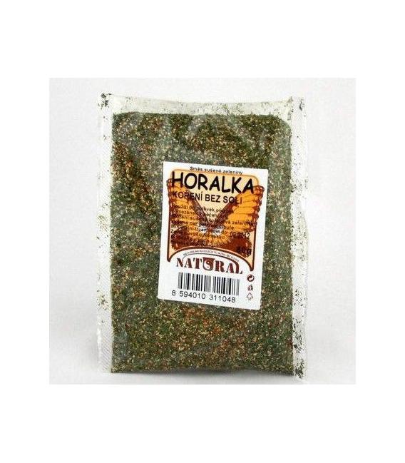 Horalka - korenie bez soli 80g NATURAL