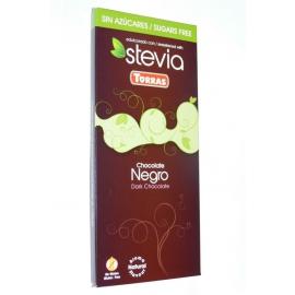 Čokoláda TORRAS horká sladená Steviou 100g