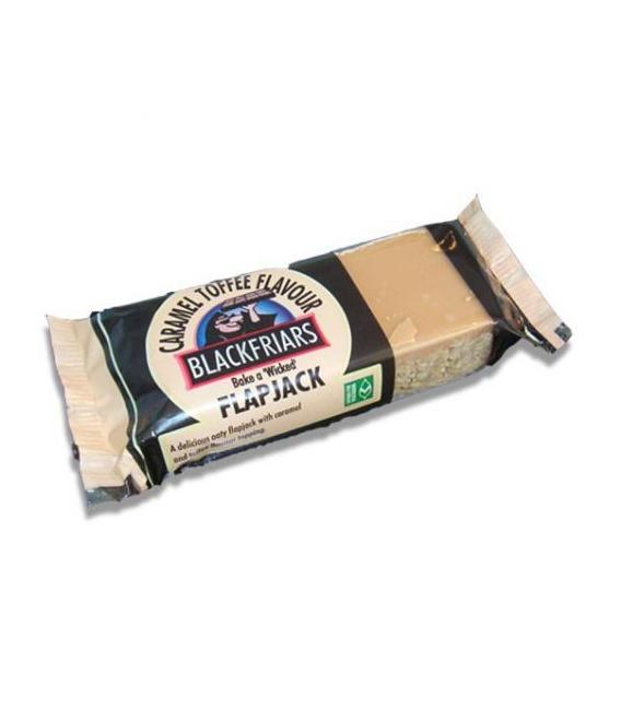 Flapjack karamel toffe 110g