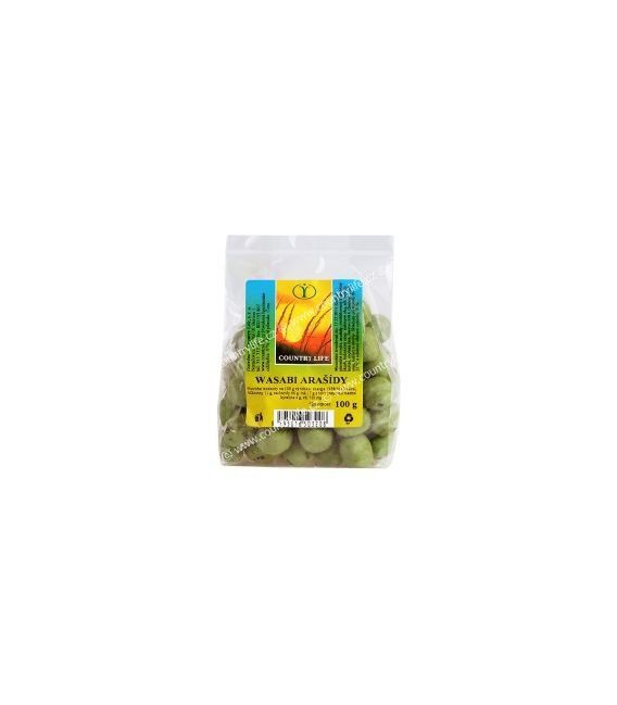 Wasabi arašidy 100g CL