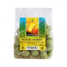 Arašidy Wasabi 100g Country Life