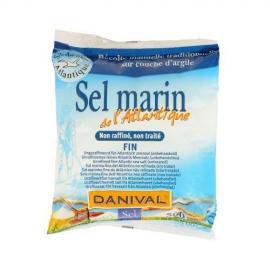 Soľ morská jemná 500g DANIVAL