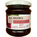 Džem brusnicový BIO 100% 200g MOUNTBERRY