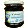Džem čučoriedkový ovocný  BIO 100% 200g MOUNTBERRY