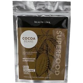 Kakaové bôby nepražené drvené 250g BIO RAW Health Link