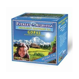 Čaj ajurvédsky himalájsky detský GOPAL 100g