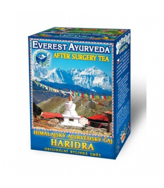 Čaj ajurvédsky himalájsky HARIDRA 100g