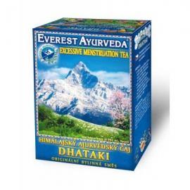 Čaj ajurvédsky himalájsky DHATAKI 100g