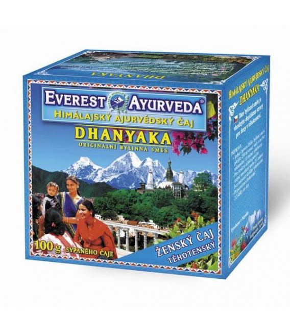 Čaj ajurvédsky himalájsky DHANYAKA 100g