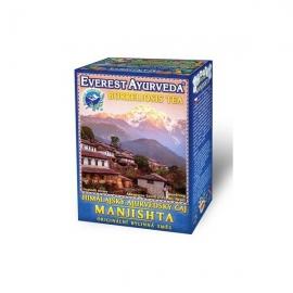 Čaj ajurvédsky himalájsky MANJISHTA 100g