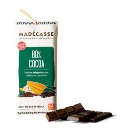 Čokoláda Madécasse horká 80 % 75g