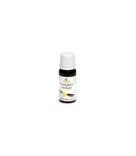 Vanilkový extrakt 10 ml Grešík