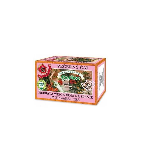 Čaj večerný  60 g Herbex