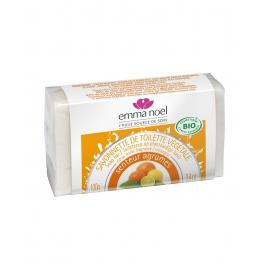 Mydlo rastlinné citrus 100g BIO EMMA NOEL