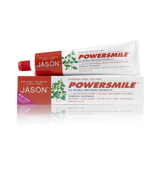Zubná pasta Powersmile 170g JASON