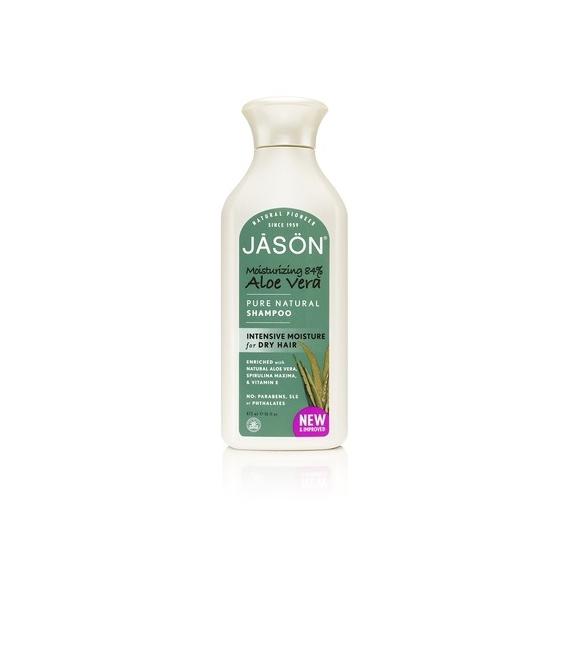 Šampón aloe vera 473 ml JASON