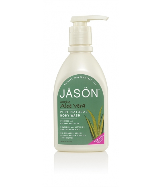 Gel sprchový aloe vera 887ml JASON